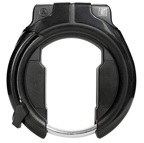 Trelock RS 453 Protect-O-Connect Standard AZ Rahmenschloss, Black, One Size
