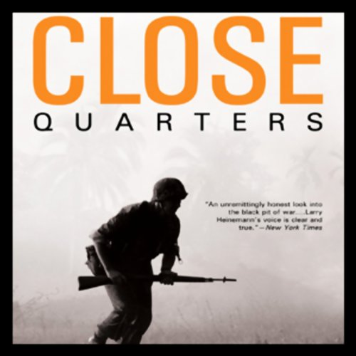 Close Quarters  audiobook cover art