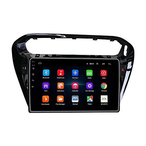 ZERTRAN Car Stereo Multimedia Player Radio DVD Android 10.0 Octa Core...