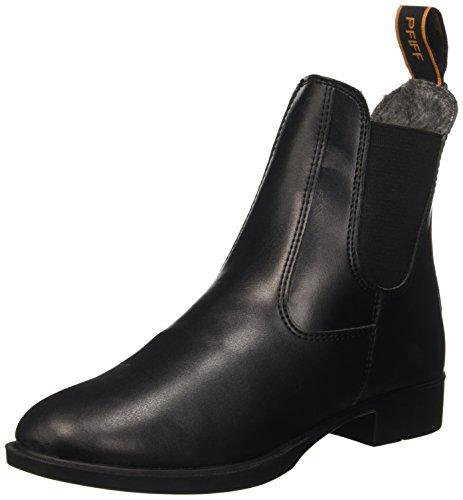 Pfiff 101578 Jodhpur-laarzen rijlaarzen, gevoerd, zwart maat 44.