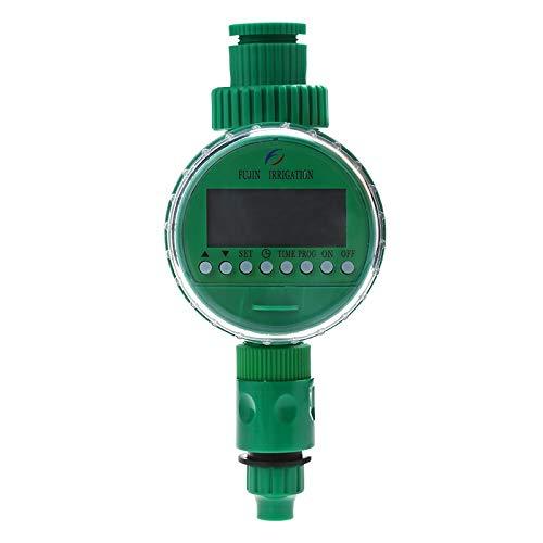 Riego Programado Sistema de riego de 3pcs electrónico automático Temporizador de riego...