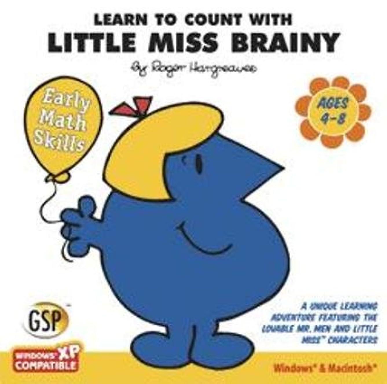 山検査官ヨーロッパLittle Miss Brainys Learn How To Count (輸入版)