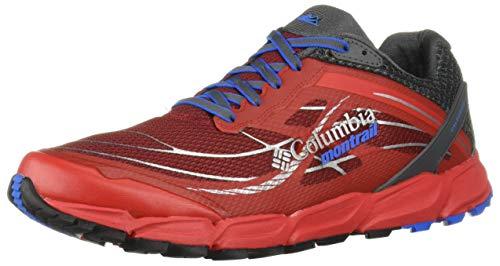 Columbia Men's CALDORADO III Sneaker, red Element, Hyper Blue, 12 Regular US