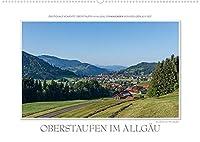 Emotionale Momente: Oberstaufen im Allgaeu. (Wandkalender 2022 DIN A2 quer): Oberstaufen ist faszinierend. Das Allgaeu ist faszinierend. Deutschland ist faszinierend. (Monatskalender, 14 Seiten )