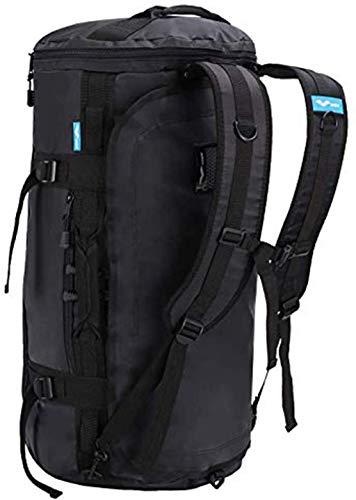 Mier Large Outdoor Duffel rugzak sporttas rugzak met schoenenvak Cabrio naar rugzak, waterdicht, 45L/60L/90L