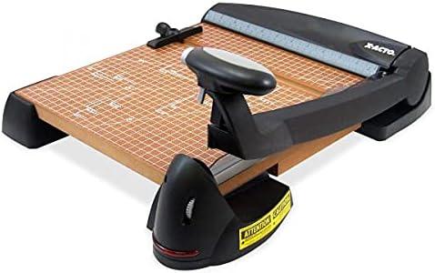 12-Sheet Regular dealer Laser Guillotine Trimmer Base Kansas City Mall x Wood 12