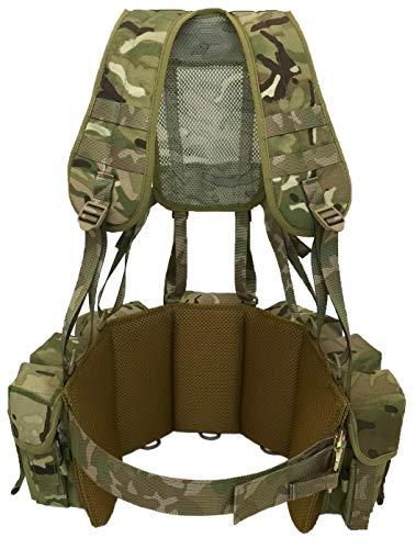 Marauder Special Forces Airborne Webbing Set (Yoke + 3...