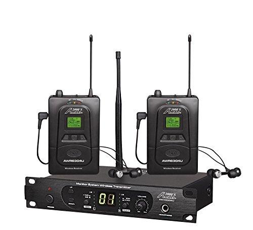 Recording In-Ear Audio Monitors