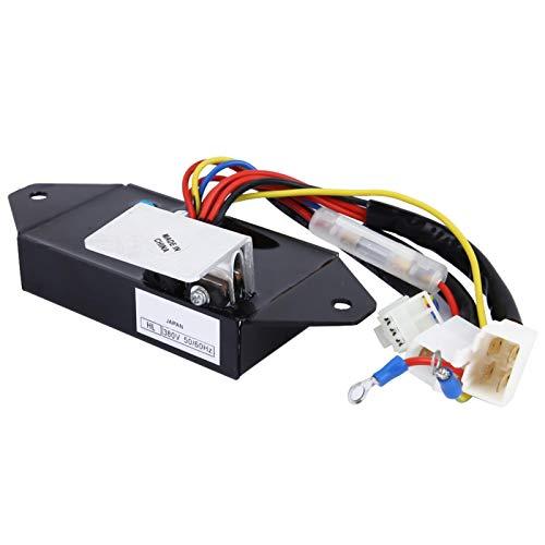 Generador de ajuste automático AVR 8.5-20KVA regulador de voltaje automático para generador Kubota J310 J313