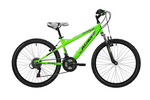 "Atala Bici Mountain Bike MTB Bimbo Invader Ruota 24"" 18V Colore Verde 2019"