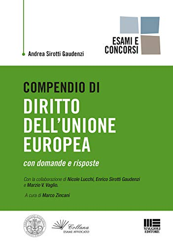 Compendio di diritto dell'Unione Europea