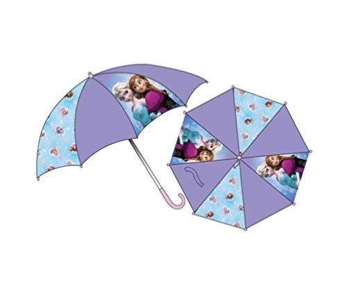 Disney Frozen - Die Eiskönigin Anna & ELSA Kinder-Regenschirm