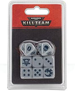 Games Workshop - Warhammer 40,000 - Kill Team - Genestealer Cults Dice Set