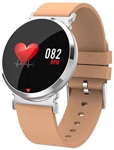 Smartwatch Smart Watch Pulsera Impermeable Actividad Inteligente con Rastreador de Sueño Rastreador de Su