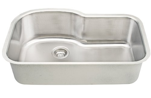 Dowell Undermount Single Bowl 16 Gauge...