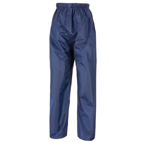Result Herren Regenhose/Überhose (3XL) (Marineblau)