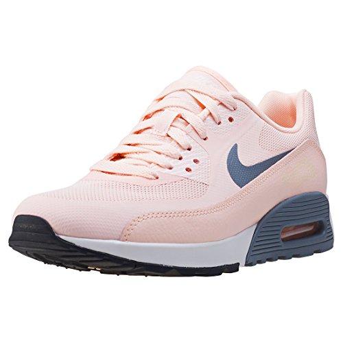 Nike W Air MAX 90 Ultra 2.0, Zapatillas Mujer, Rosa (Sunset Tint/Cool Grey/Summit White/Black), 40 EU