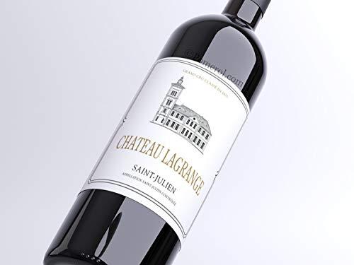 X1 Château Lagrange 2015 75 cl AOC Saint-Julien Rouge 3ème Cru Classé Vin Rouge