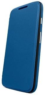 Motorola Flip Shell Hülle Case Cover für Moto G Smartphone - Blau (B00G3PLUQE)   Amazon price tracker / tracking, Amazon price history charts, Amazon price watches, Amazon price drop alerts
