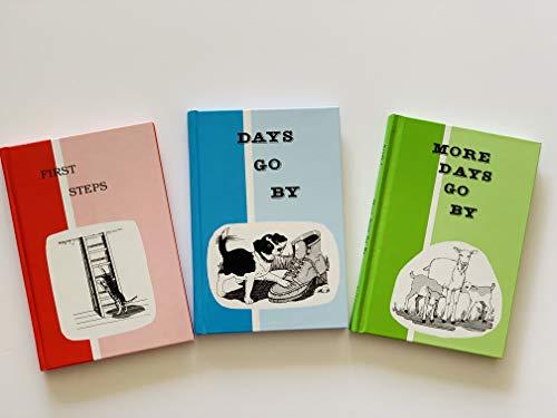 Set of (3) Grade 1 Hardcover Reading Books