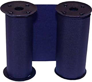 Replacement Ribbon for Acroprint 125 and 150 Time Recorders, Blue Ink
