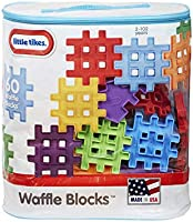 Little Tikes Building Blocks - 3 Years & Above, 60 Pieces