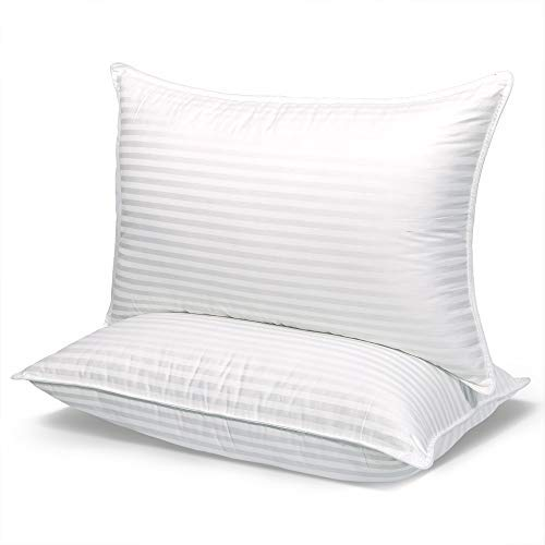 COZSINOOR Cozy Dream Series Hotel Quality Pillows for Sleeping [2 Pack] Premium Plush Fiber,...