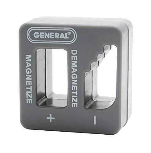 General Tools 360 3601MD Magnetizer/Demagnetizer, Black, S