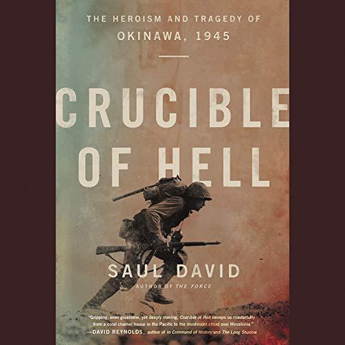 『Crucible of Hell』のカバーアート