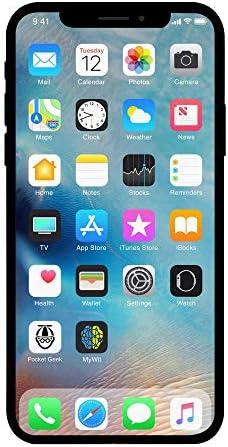 Apple iPhone X 64GB Silver For Verizon Renewed product image