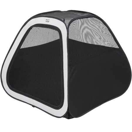 Pet Gear PG4150PA Pet Pen/Soft Crate Water Resistant 600D Fabric Auto Barrier, 36', Black
