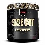 Redcon1 - Fade Out (Newly Formulated) 30 Servings, Sleep Formula, Melatonin, Chamomile (Black Currant)