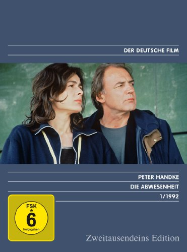 Die Abwesenheit - Zweitausendeins Edition Deutscher Film 1/1992.