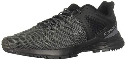 Reebok Astroride Trail 2.0, Zapatillas Deportivas Hombre, Core Black Core Black Spacer Grey, 45.5 EU
