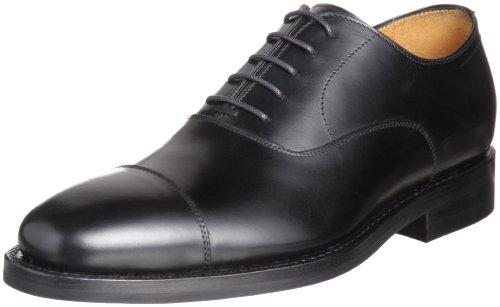 [ジャランスリウァヤ] CAP TOE(DAINITE SOLE) 98321 メンズ CALF BLACK 8(26.5cm)