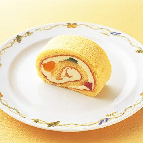 ベルリーベ フルーツロールケーキ 6P【冷凍】【UCCグループの業務用食材 個人購入可】【プロ仕様】