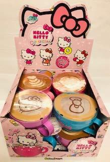 Sbabam Box da 8 Pezzi Hello Kitty Cappuccino