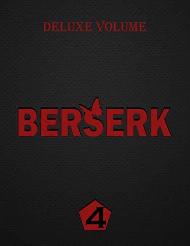 Berserk Deluxe vol 4: Berserk Manga Horror Seinen vol 4 (English Edition)