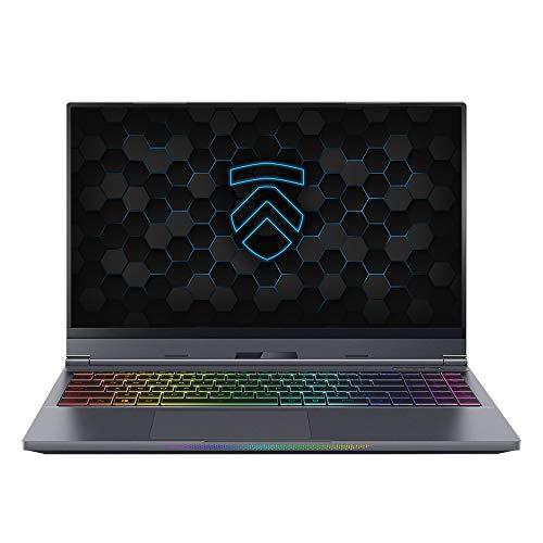 "Eluktronics MAX-17 Slim & Ultra Light Notebook PC: Intel i7-9750H NVIDIA GeForce RTX 2070 Max-P Graphics Card 144Hz FHD IPS 512GB NVMe SSD + 16GB RAM - World's Lightest 17.3"" Gaming Laptop!"