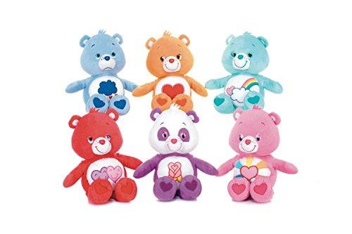 Disney Care Bears Plüsch Plüschfigur Plüschtier ca. 26 cm rot*NEU*