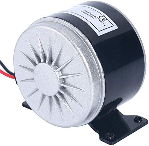 HYDDNice 24V DC Permanent Magnet Electric Motor Generator 250W 2750RPM Electric Motor Brushed product image