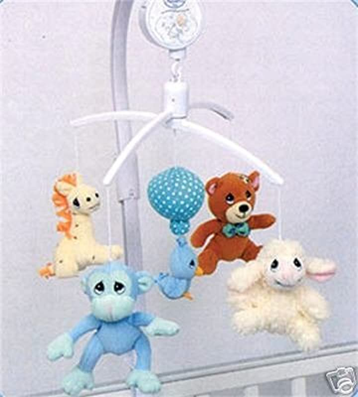 Precious Moments Baby Musical Mobile Animals