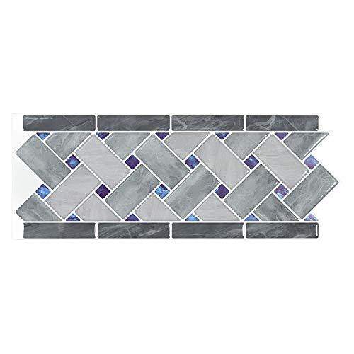 Art3d 10-Sheet Peel and Stick Tile Backsplash - 12.4