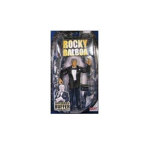 Rocky Balboa Michael Buffer Action Figure by Jakks