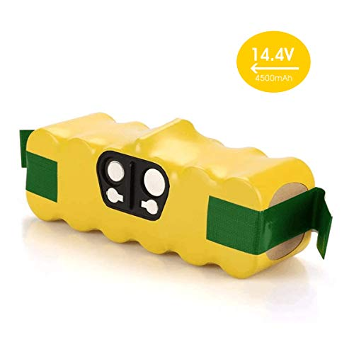 Reoben 14.4V 4500mAh Ni-MH batería para iRobot Roomba 500 510 520 530 532 535 540 545 550 552 555 560 562 570 580 581 582 585 595 600 610 620 630 631 650 660 700 760 770 780 790 800 870 880