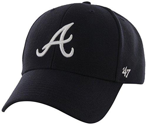 '47 Unisex Atlanta Braves Kappe, (Herstellergröße: One Size)