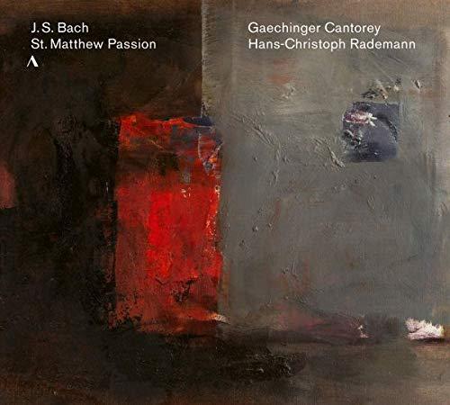 Passion Selon Saint Matthieu, Bwv 244