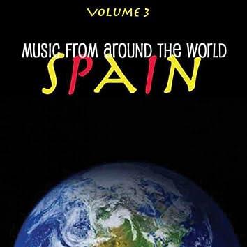 Music Around the World - Spain, Vol. 3