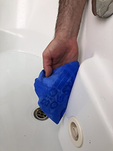 Bio Ouster Jetted Bath Cleaner and Bacteria Purge – Removes Black Flecks and Contaminants