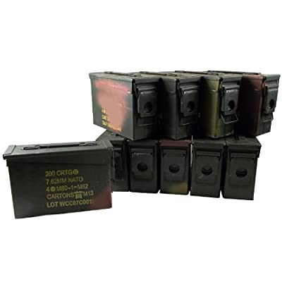 30cal Ammo Can Grade 2 (10 Pack)